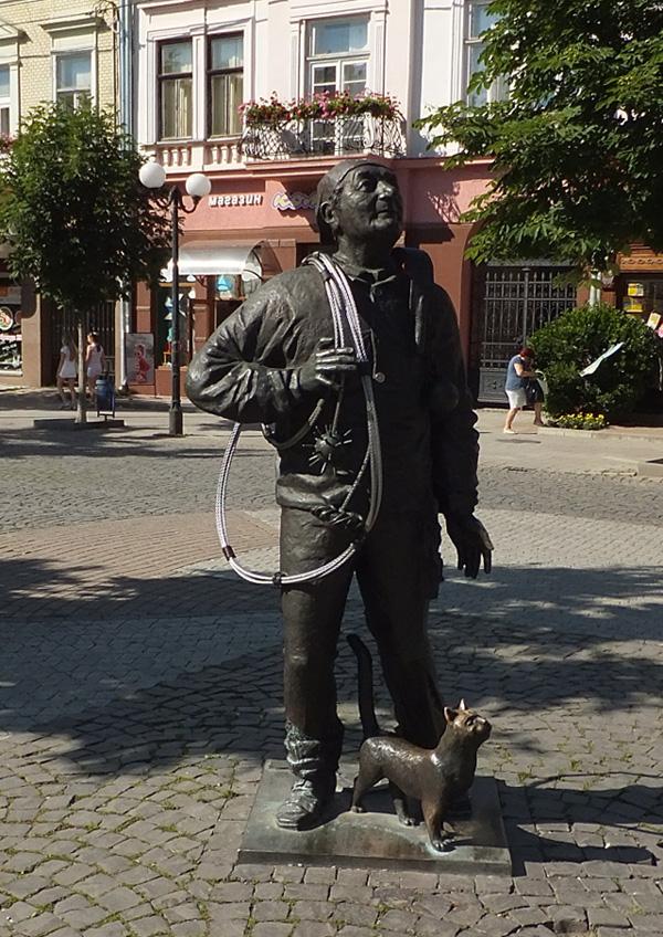 трубочист, Мукачево