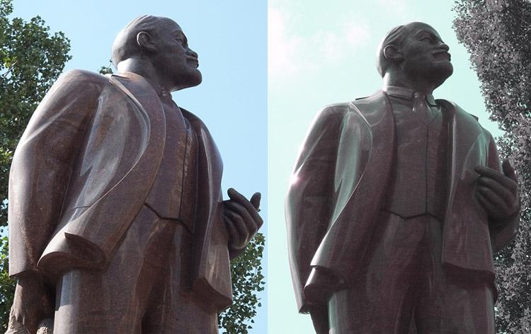 памятник Ленину, Киев