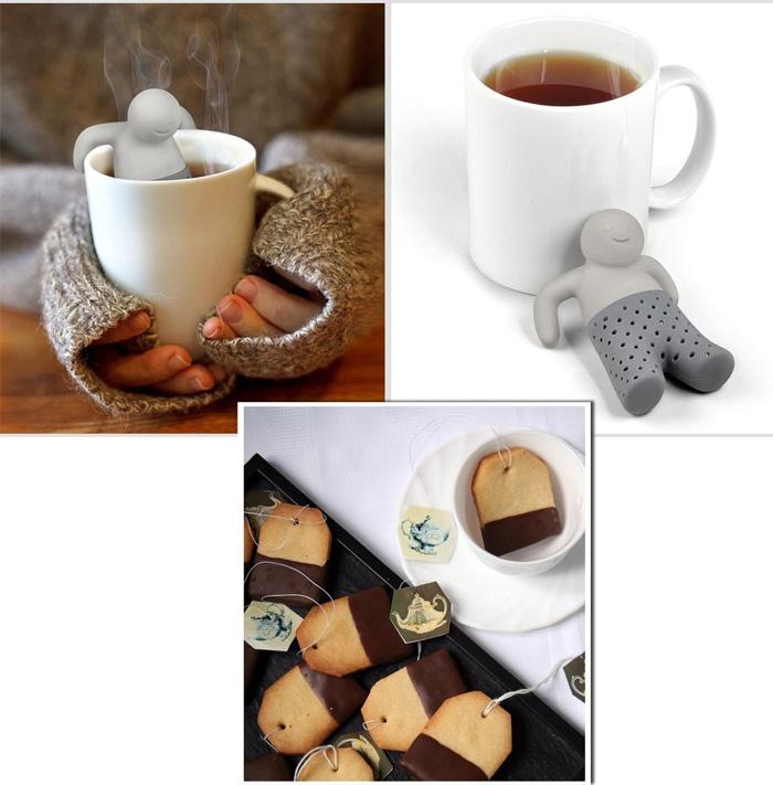 чай, печеньки