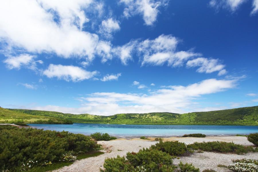 Озеро Горячее.