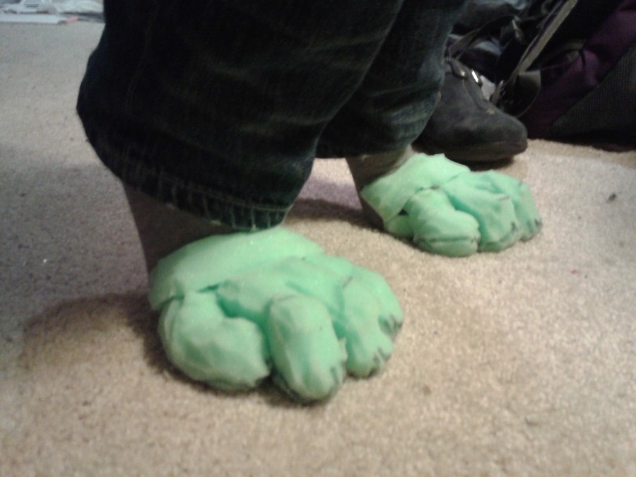 Sock Paws How Do You Make Those Animal Costumes Fursuits