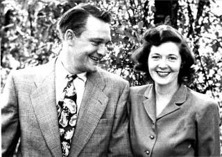 Roy and Eileen Erichsen 1946