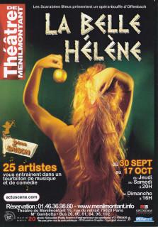 La Belle Hélène - Menilmontant