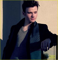 Chris Colfer for August Man Malaysia - Page 3 474848_original