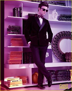 Chris Colfer for August Man Malaysia - Page 3 474968_original