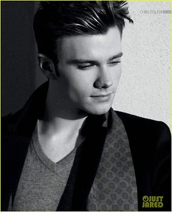 Chris Colfer for August Man Malaysia - Page 3 475214_original