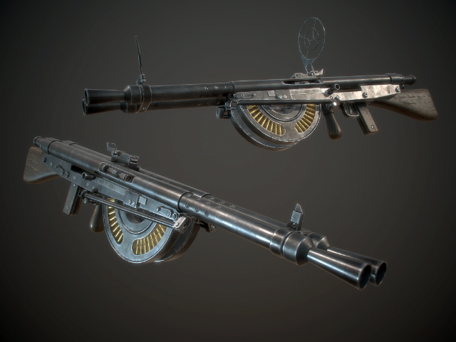 001 Double Chauchat