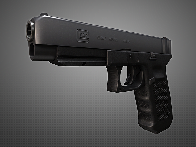 Glock 41 640
