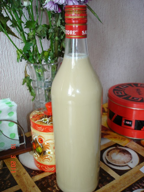 ликер молочный
