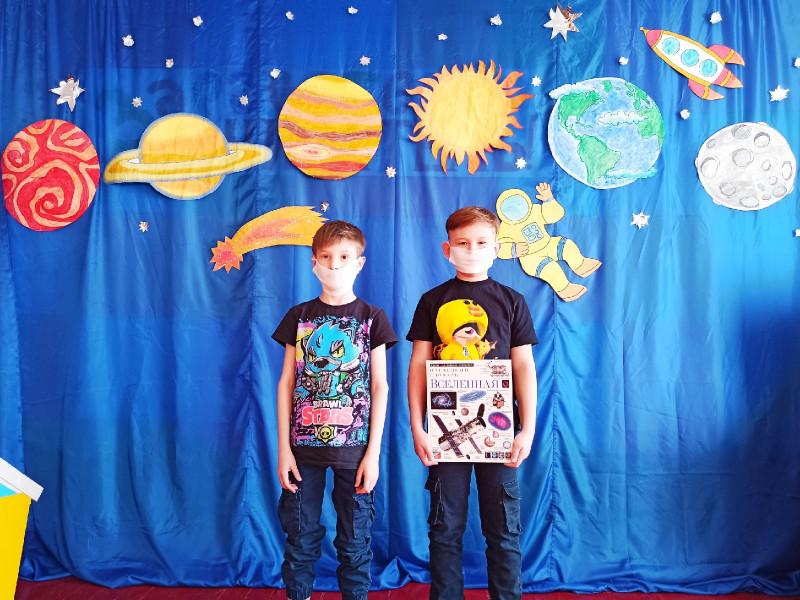 Книги о космосе — это интересно и познавательно