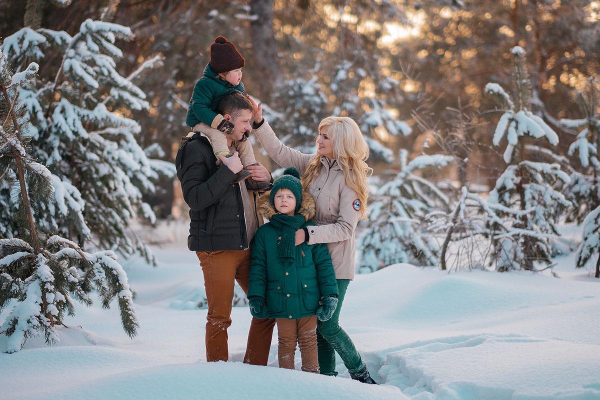 дочев фотосессия семьей на улице зимой идеи фото женой, что