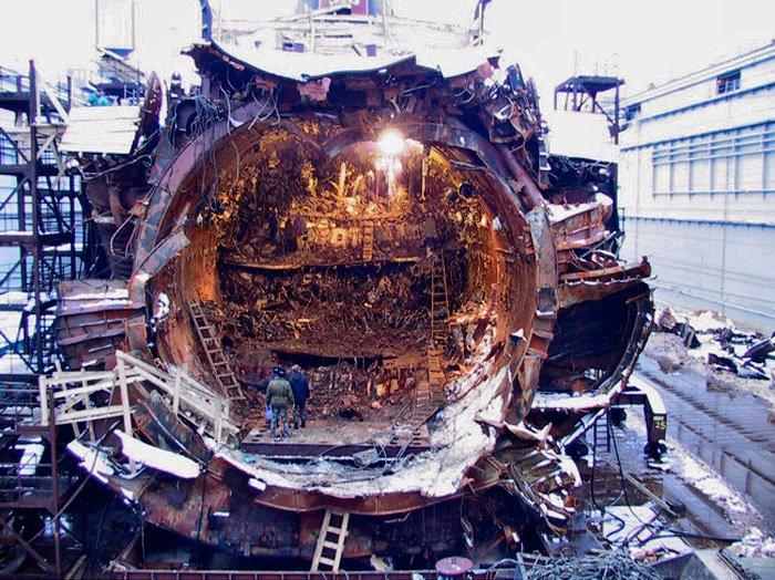 курушин подводная лодка курск версия гибели рождение жизнь