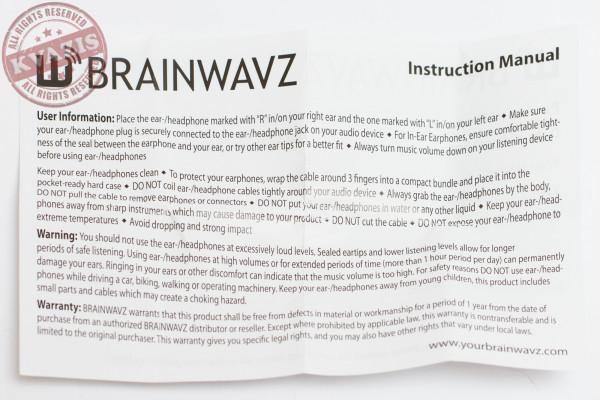 MP4 Nation: Обзор проводной гарнитуры Brainwavz Delta Mic Black
