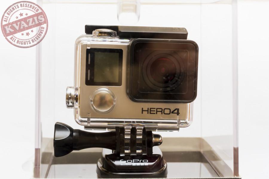 Amazon: Обзор GoPro Hero 4 Black - мощнейшей из экшн-камер GoPro