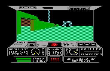 Driller screenshot