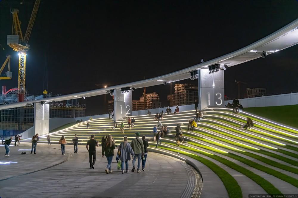 Городская площадь и общественное пространство