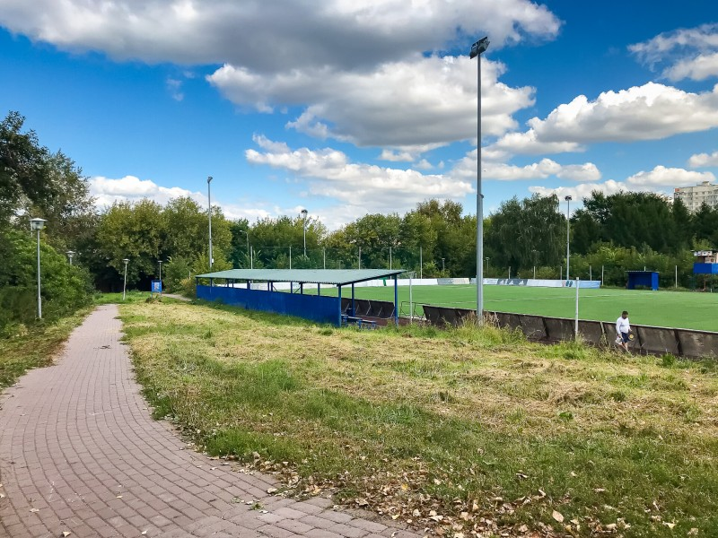 05. Стадион «Реалспорт арена».