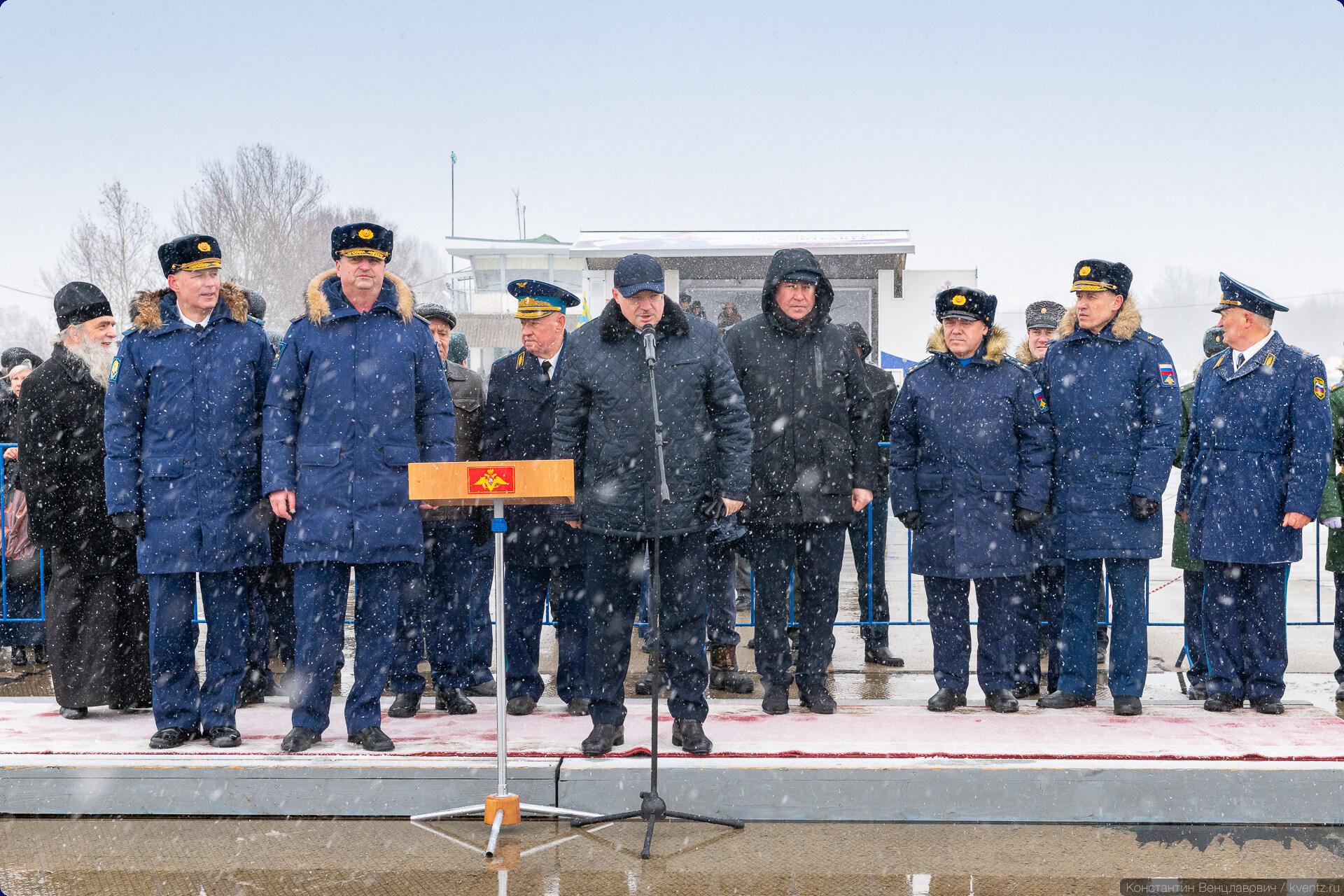 08. Глава муниципального образования город Армавир Андрей Харченко.