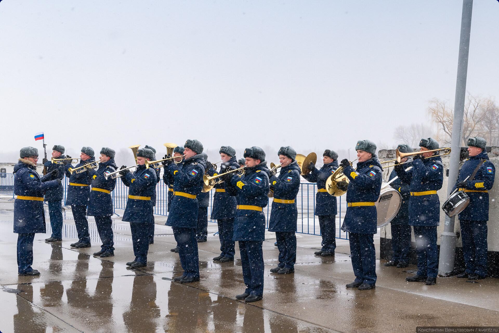 13. Военный оркестр.