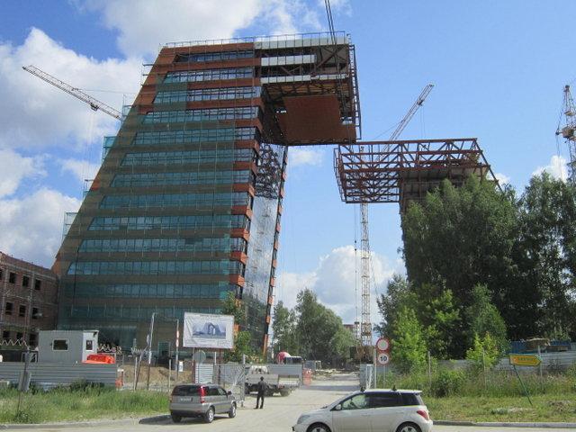 Академпарк Новосибирск