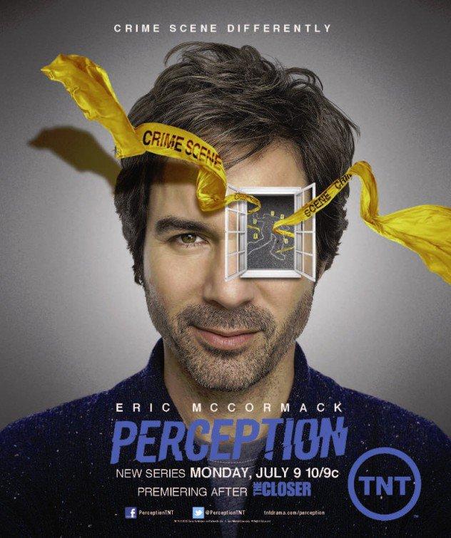 Сериал Perception (Восприятие)
