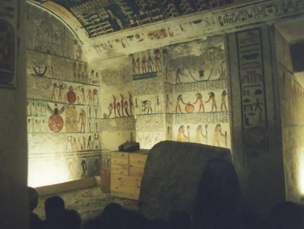 гробница фараона Рамзеа VI