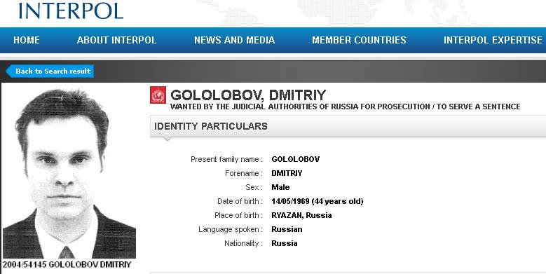 Dmitry Gololobov