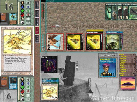Magic the Gathering от Microprose 1997 года