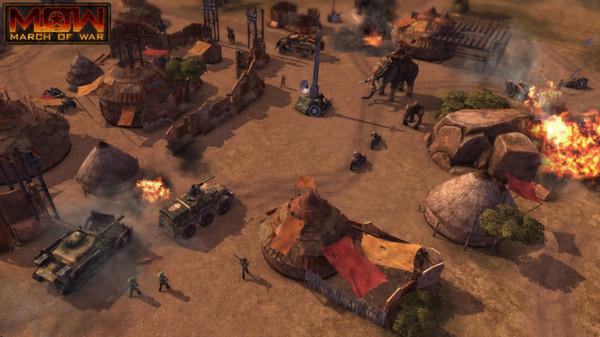 бесплатная стратегия March of War