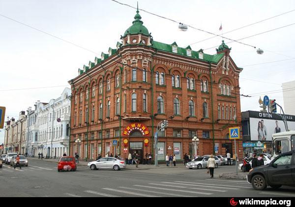 бывший магазин Голованова