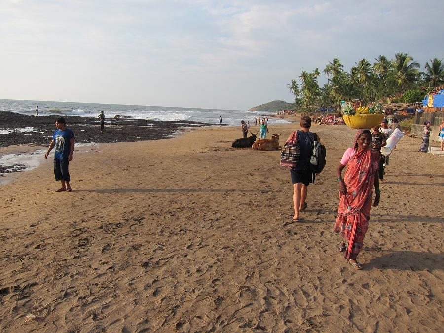 Поход на голій пляж фото 756-668