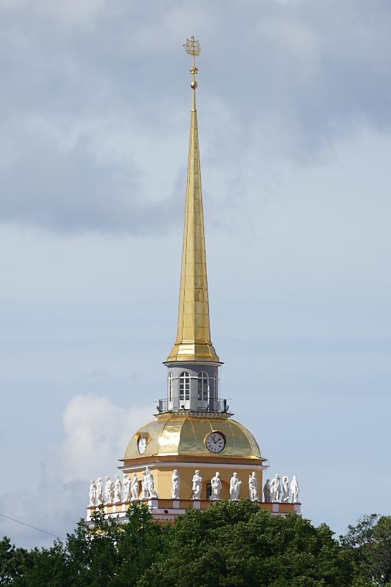 Шпиль адмиралтейства картинка