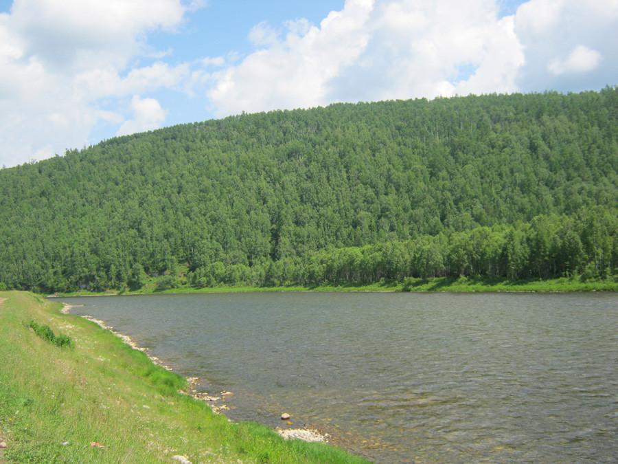 знакомства в с агинское саянского района красноярского края