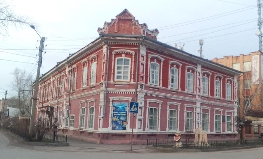 Прогулка по улицам старой части Минусинска - Хорошие каникулы