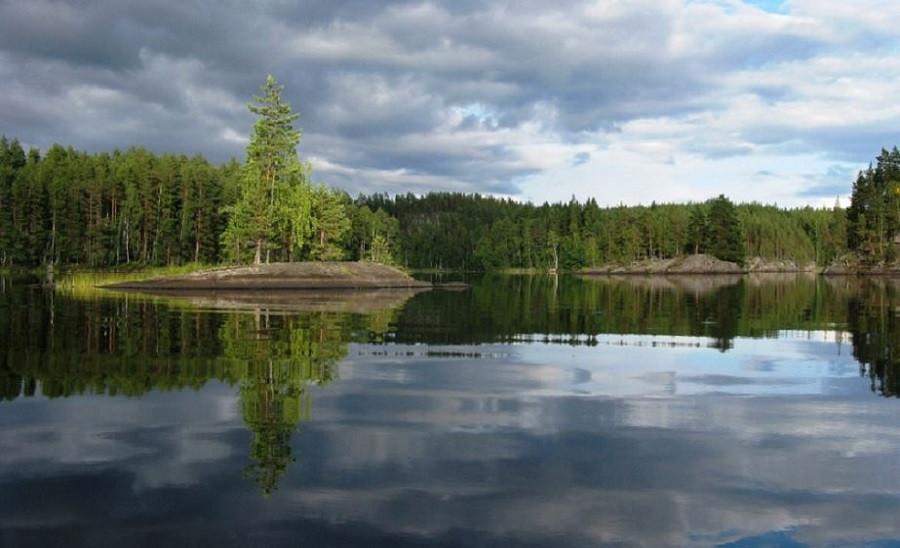 01. Как это ни банально прозвучит, Финляндия — страна озер(2)