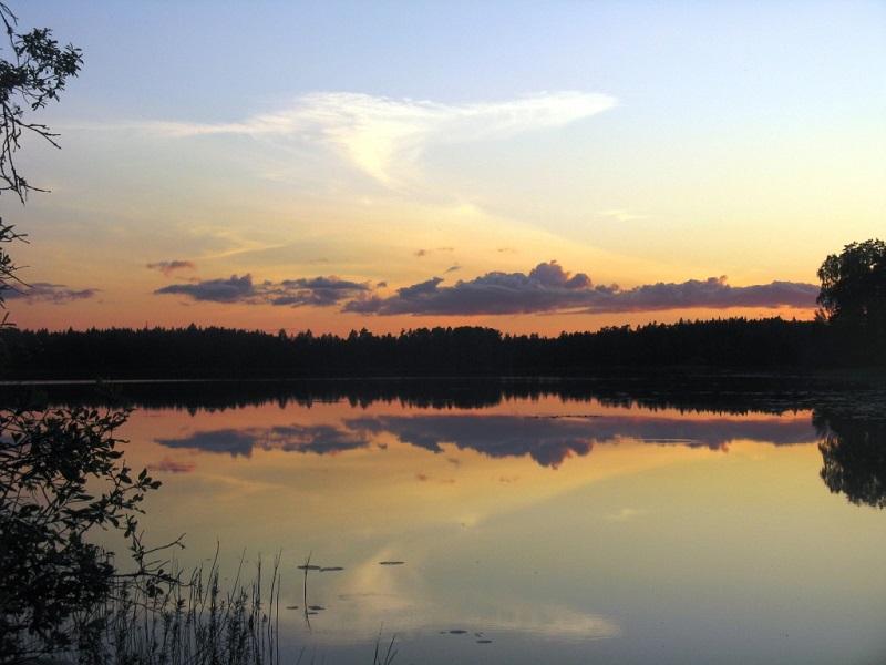 02. Не скажу, что это самое красивое озеро
