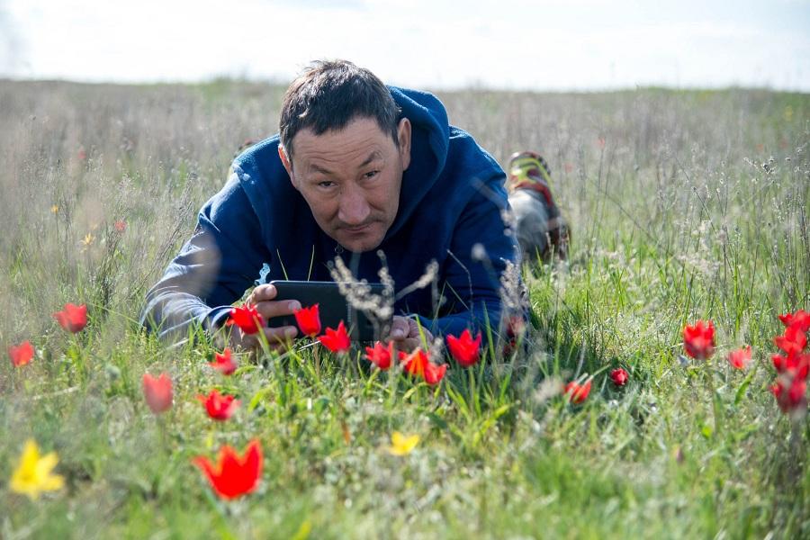 03. Сотни туристов приезжают в Калмыкию наслаждаться красотой