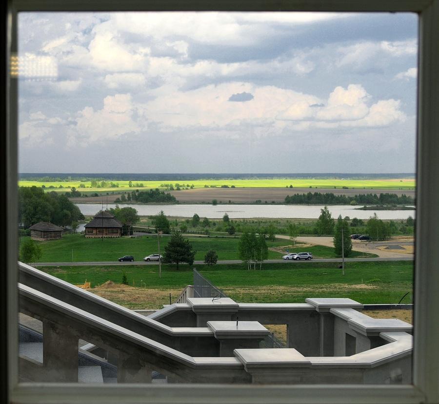 05.Напротив дворца на берегу озера расположен дом-музей Тадеуша Костюшко.
