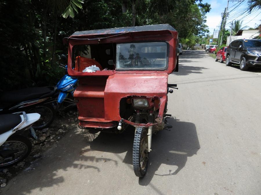 06. Филиппинская забава — сделать из байка практически дом нам колесах