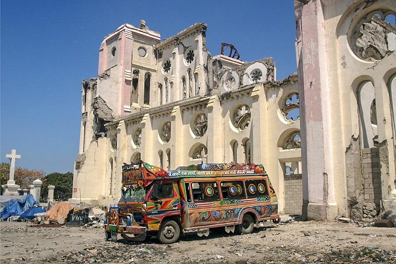 Фоторепортаж: Гаити - страна, идеальная для зимовки 03