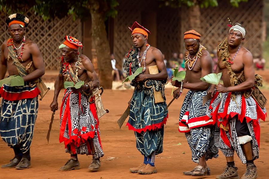 Фоторепортаж: Камерун - государство, олицетворяющее Африку 05