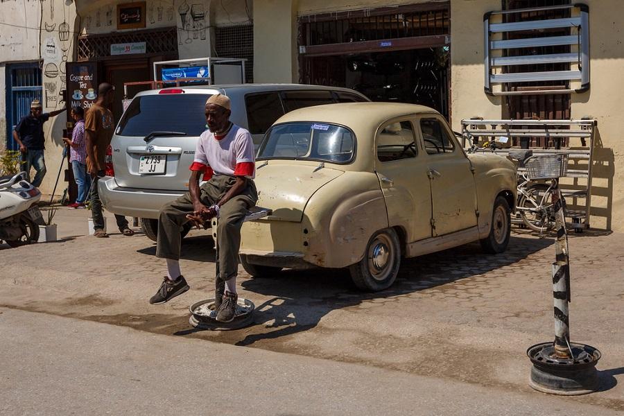 06.Ну чистая Куба