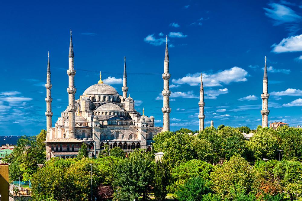 Фоторепортаж: Турция - страна расположившаяся на двух континентах, щедрая и 05