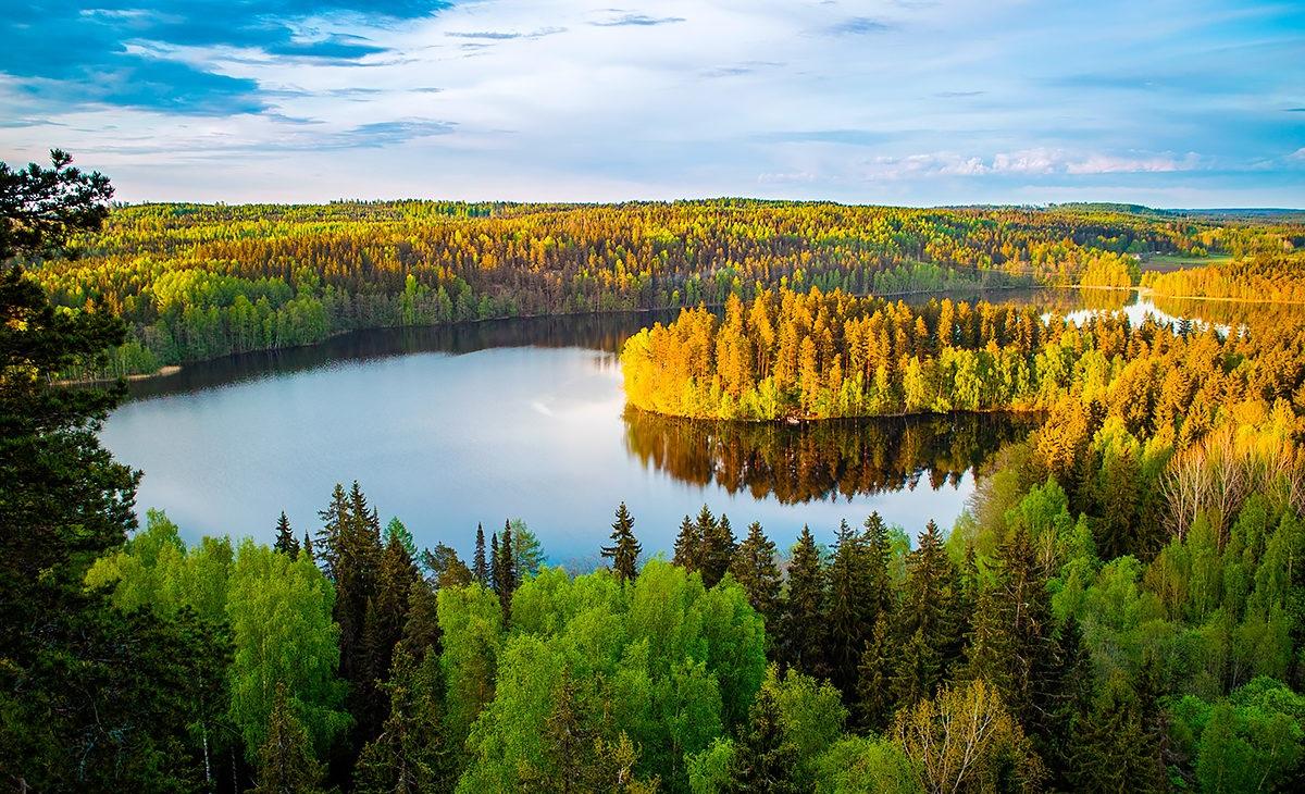 Фоторепортаж: Финляндия - край тысячи озёр 01