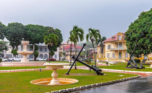 Фоторепортаж: Французская Гвиана - республиканский курорт и космодром