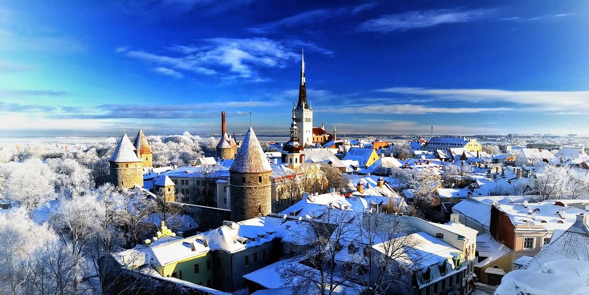 Фоторепортаж: Эстония - уютная приморская страна 15