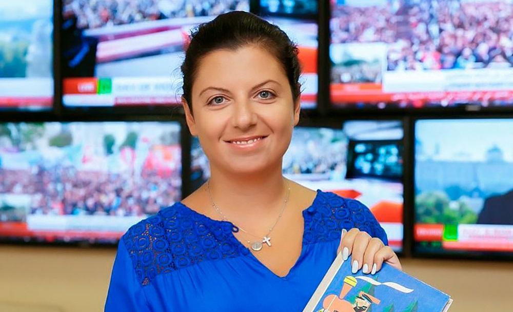 Маргарита Симонян