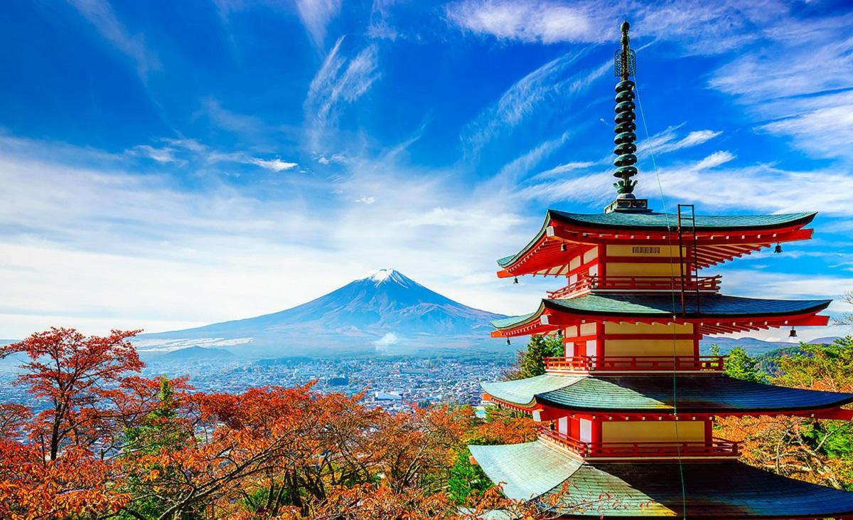 Фоторепортаж: Япония - страна восходящего солнца, древних традиций и 01