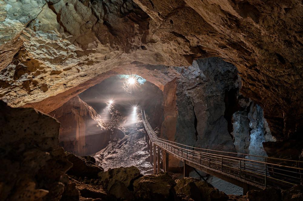 03 пещеры