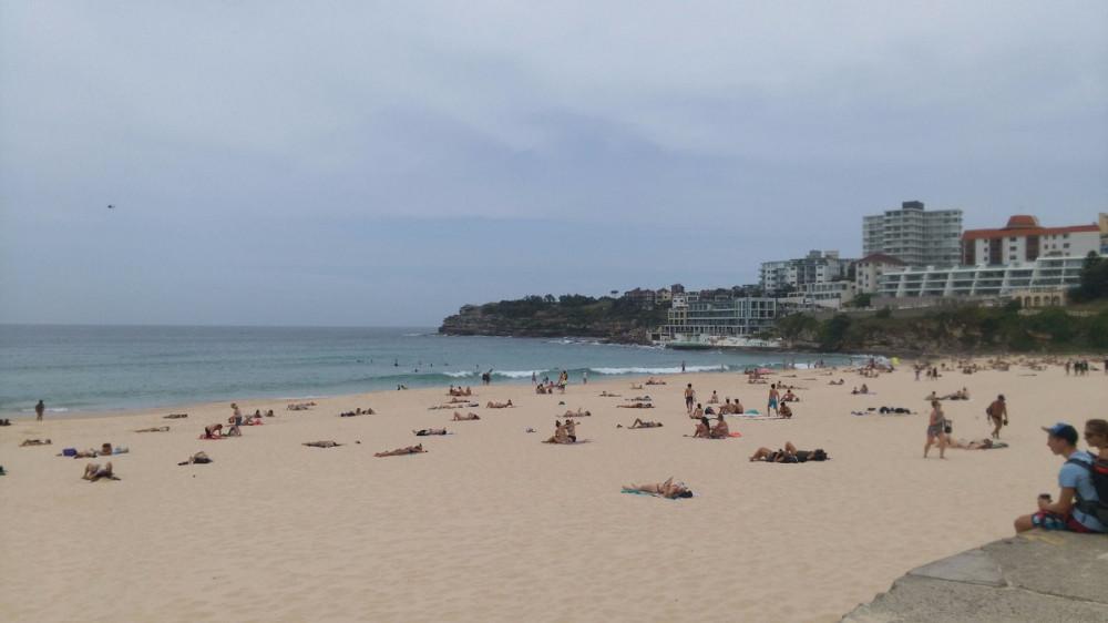 01 пляж